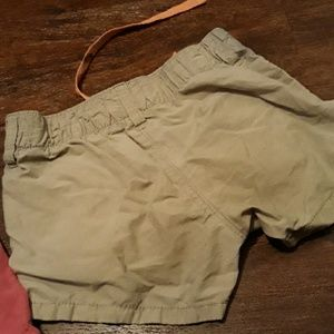 Old Navy Bottoms - Girls Shorts Old Navy 2 Pair, Pink, khaki